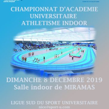 ATHLETISME INDOOR