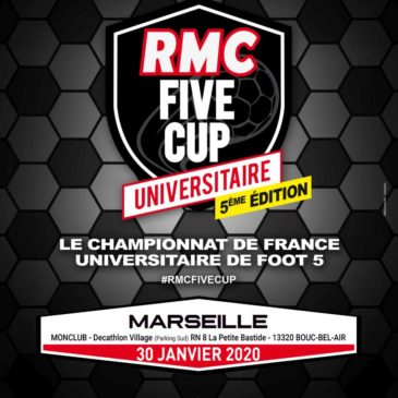 MARSEILLE – RMC FIVE CUP