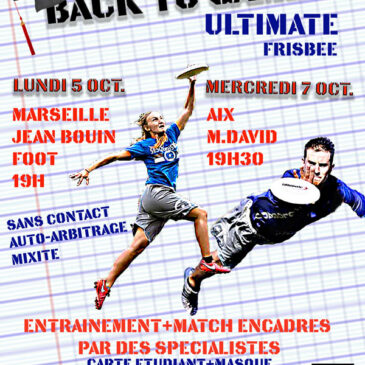 BACK TO GAME- ULTIMATE- Aix-Marseille